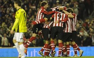 Athletic Bilbao w finale Copa del Rey