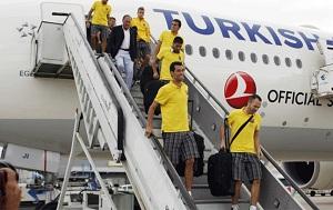 Barcelona poleci do Indii na presezon