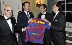 Barcelona na Downing Street