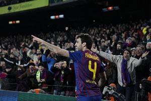 FC Barcelona – Valencia (wideo)