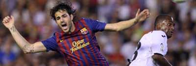 Zapowiedź spotkania FC Barcelona – Valencia CF