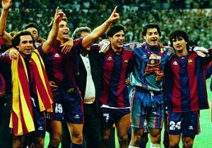Barcelona wygrała 9 z 12 finałów na Bernabéu