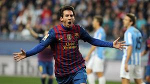 Messi blisko dwusetnego występu