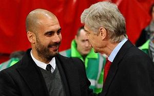 Guardiola zastąpi Wengera w Arsenalu?
