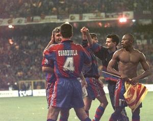 Puchar Barçy na Bernabéu celebrował… Mourinho
