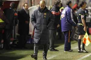 Guardiola: Nigdy się nie poddamy