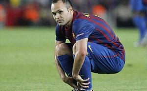 Iniesta: To bolesna przegrana