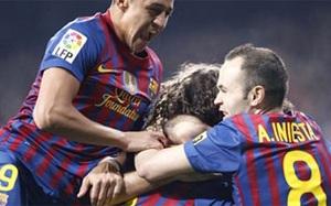 Kalendarz daje przerwę FC Barcelonie