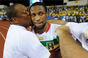 Karny Keity dał półfinał Mali
