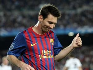 222 gole Messiego w trzynaście minut