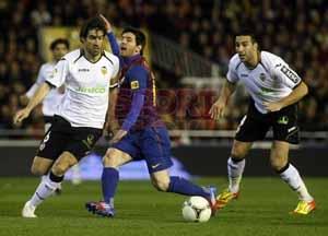 Valencia-Barça: Najlepsze, najgorsze