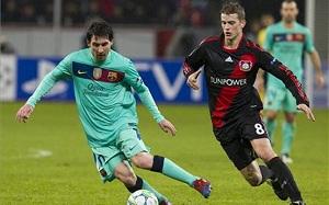 Rekordowy Leo Messi