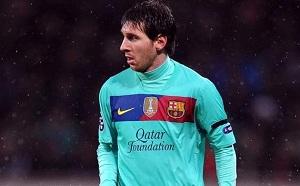 Messi najmłodszym piłkarzem z 200 występami