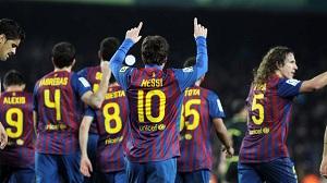Messi najlepszym strzelcem po 200 meczach w La Liga