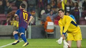 Messi – koszmar Atlético Madryt