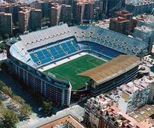 Jak nie Bernabéu, to Mestalla