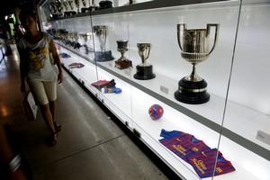 Rekord odwiedzin muzeum FC Barcelony