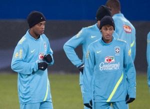 Neymar: Ronaldinho wygadywał cuda na temat Barçy