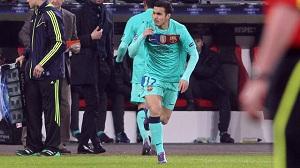 Pedro rozegrał 150 mecz w barwach Barcelony
