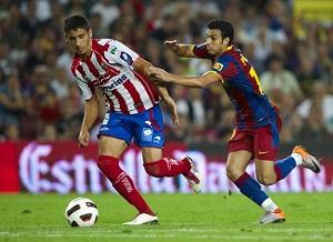 Sporting nie jest wcale łatwym rywalem dla Barçy