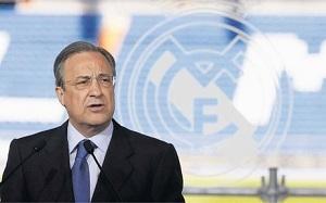 Florentino nie chce FC Barcelony na Bernabéu
