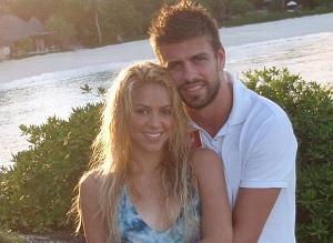 Felicidades, Piqué! Felicitades, Shakira!