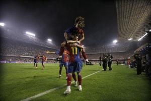 Barcelona nie zagra finału na Bernabéu