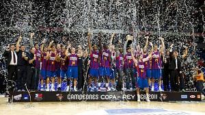 Copa del Rey w koszykówce, finały w Barcelonie