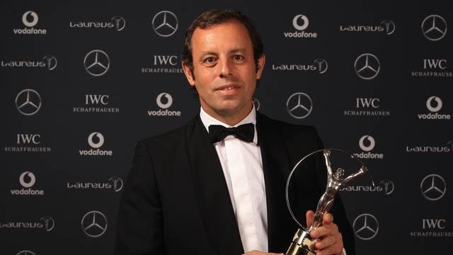 FC Barcelona z nagrodą Laureusa