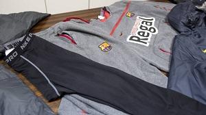 Barça Regal jedzie na Litwę przygotowana na mrozy