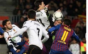 Barça-Valencia: Najlepsze, najgorsze…