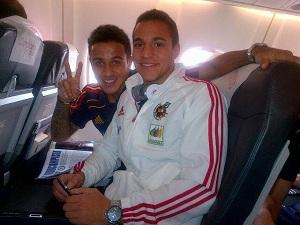 """Thiago """"wymienia"""" paszport"""