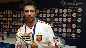 Zawodnik Barcelony ze Złotym Butem adidasa