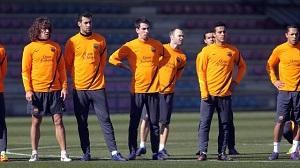 Trwają przygotowania do wizyty na  Calderón