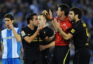 Turienzo Álvarez sędzią meczu z Valencią