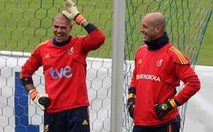 Reina: Dla mnie Valdés jest jednym z najlepszych