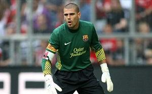 Valdés: Piqué to najlepszy stoper na świecie