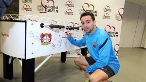 Bayer i Barcelona razem pomagają charytatywnie