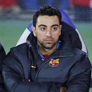 Xavi nie zagra przeciwko Bayerowi Leverkusen