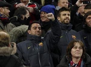 Xavi nie zagra z Valencią