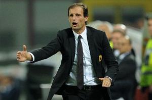 Allegri: Milan nie jest w szoku