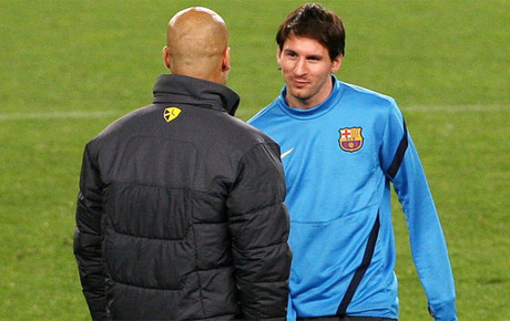 Messi w poszukiwaniu 50. gola