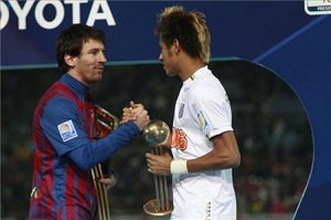 Neymar: Chciałbym mieć coś z Messiego i Cristiano