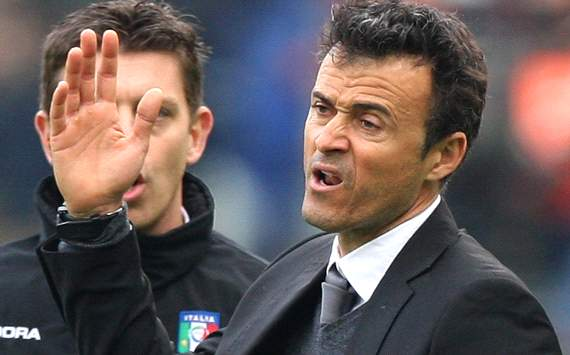 Luis Enrique: Niemożliwe, aby Roma grała jak Barça