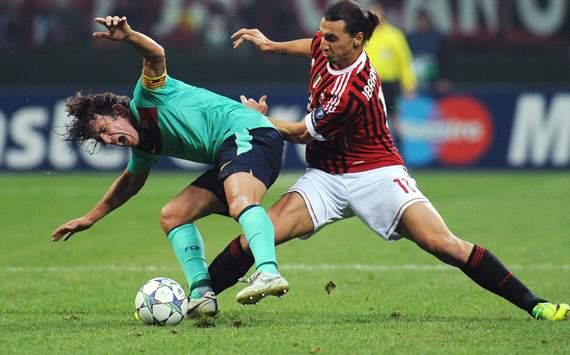 Laporta: Transfer Ibrahimovicia był błędem