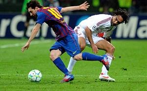 Messi: Zasłużyliśmy na to, aby pokonać Milan