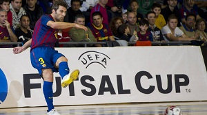 Losowanie Pucharu UEFA w futsalu