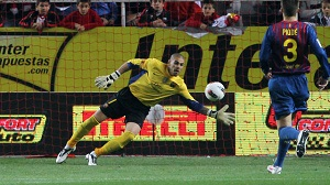 Víctor Valdés: To jest wygrana dla Abidala
