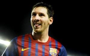 Messi: Rooney, Van Persie i Aguero najlepsi w PL