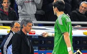 Mourinho chce pozbyć się Casillasa